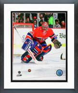 Montreal Canadiens Patrick Roy Action Framed Photo