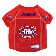 Montreal Canadiens Pet Jersey
