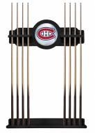 Montreal Canadiens Pool Cue Rack