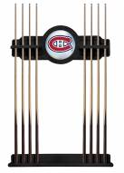 Montreal Canadiens Pool Cue Rack