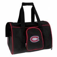 Montreal Canadiens Premium Pet Carrier Bag