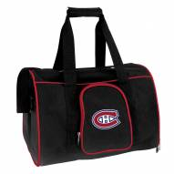 Montreal Canadiens Premium Pet Carrier Bag