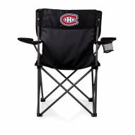 Montreal Canadiens PTZ Camping Chair
