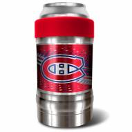 Montreal Canadiens Red 12 oz. Locker Vacuum Insulated Can Holder