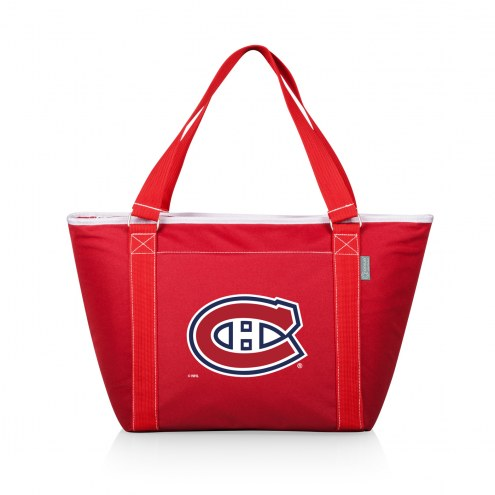 Montreal Canadiens Red Topanga Cooler Tote