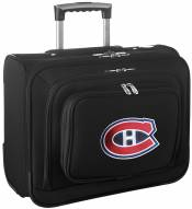Montreal Canadiens Rolling Laptop Overnighter Bag