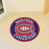 Montreal Canadiens Rounded Mat