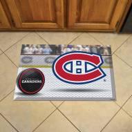 Montreal Canadiens Scraper Door Mat