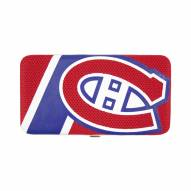Montreal Canadiens Shell Mesh Wallet