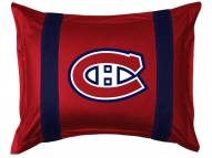 Montreal Canadiens Sidelines Pillow Sham