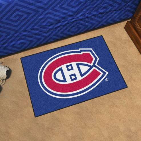 Montreal Canadiens Starter Rug