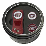 Montreal Canadiens Switchfix Golf Divot Tool & Ball Markers