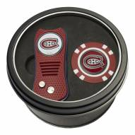 Montreal Canadiens Switchfix Golf Divot Tool & Chip