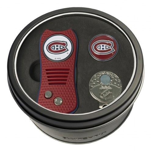 Montreal Canadiens Switchfix Golf Divot Tool, Hat Clip, & Ball Marker