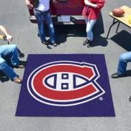 Montreal Canadiens Tailgate Mat