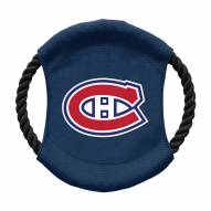 Montreal Canadiens Team Frisbee Dog Toy