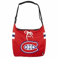 Montreal Canadiens Team Jersey Tote