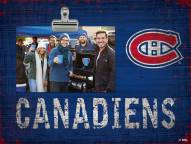 Montreal Canadiens Team Name Clip Frame