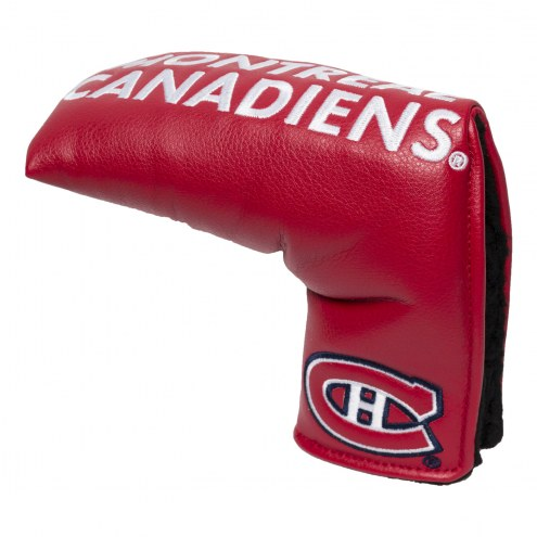 Montreal Canadiens Vintage Golf Blade Putter Cover