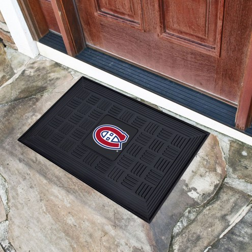 Montreal Canadiens Vinyl Door Mat