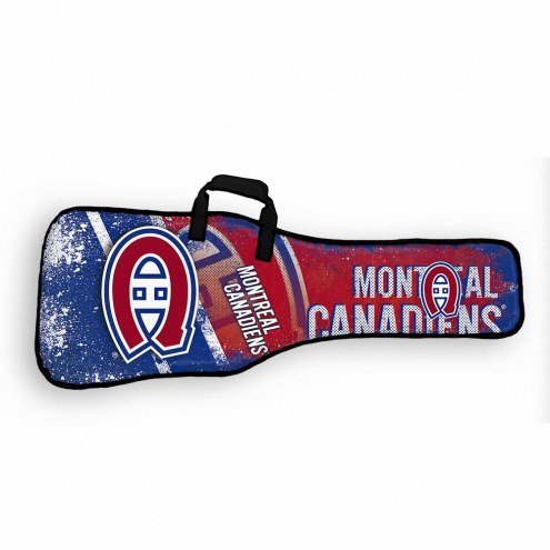 Montreal Canadiens Woodrow Electric Guitar Gig Bag