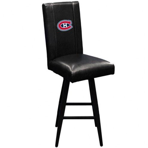 Montreal Canadiens XZipit Swivel Bar Stool 2000