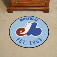 Montreal Expos Roundel Mat