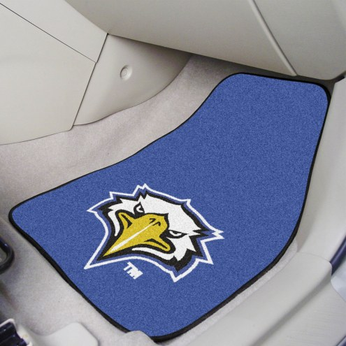 Morehead State Eagles 2-Piece Carpet Car Mats