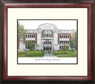 Morehead State Eagles Alumnus Framed Lithograph