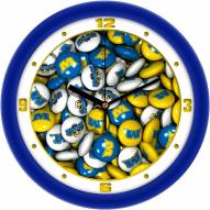 Morehead State Eagles Candy Wall Clock