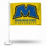Morehead State Eagles Car Flag