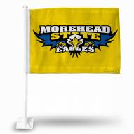 Morehead State Eagles College Car Flag
