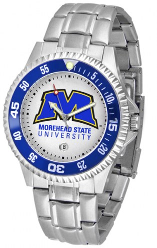 Morehead State Eagles Competitor Steel Men's Watch
