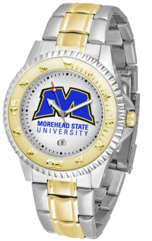 Morehead State Eagles Competitor Two-Tone Men's Watch