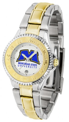 Morehead State Eagles Competitor Two-Tone Women's Watch
