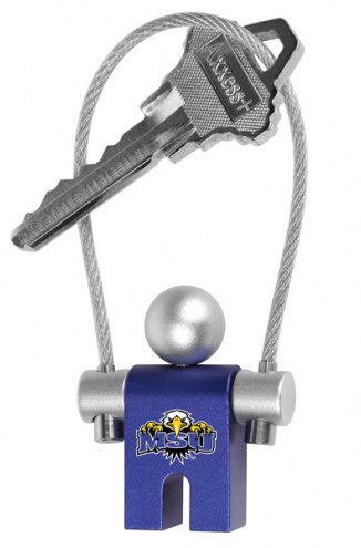 Morehead State Eagles Jumper Keychain