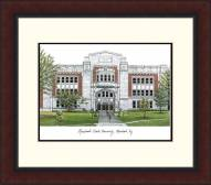 Morehead State Eagles Legacy Alumnus Framed Lithograph