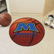Morehead State Eagles Logo Basketball Mat