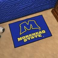 Morehead State Eagles Logo Starter Rug