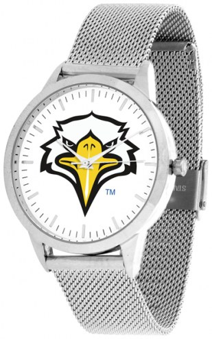 Morehead State Eagles Silver Mesh Statement Watch