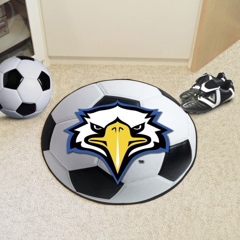Morehead State Eagles Soccer Ball Mat