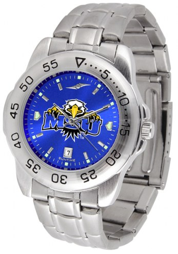 Morehead State Eagles Sport Steel AnoChrome Men's Watch