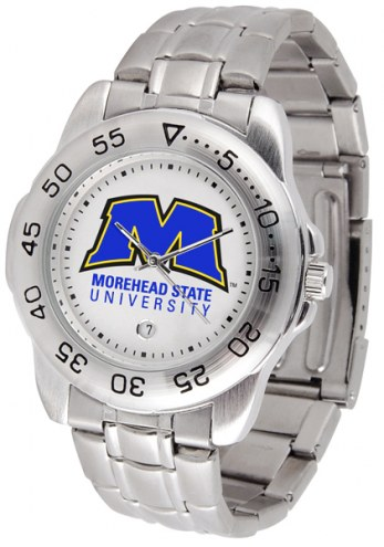 Morehead State Eagles Sport Steel Men's Watch