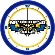Morehead State Eagles Traditional Wall Clock