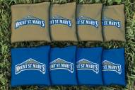 Mount St. Mary's Mountaineers Cornhole Bag Set
