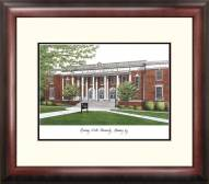 Murray State Racers Alumnus Framed Lithograph