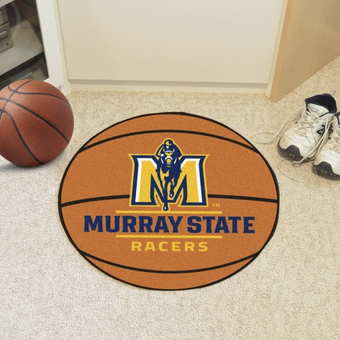 Murray State Racers Basketball Mat
