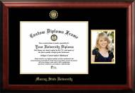 Murray State Racers Gold Embossed Diploma Frame with Portrait