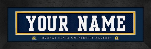 Murray State Racers Personalized Stitched Jersey Print