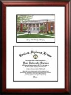 Murray State Racers Scholar Diploma Frame